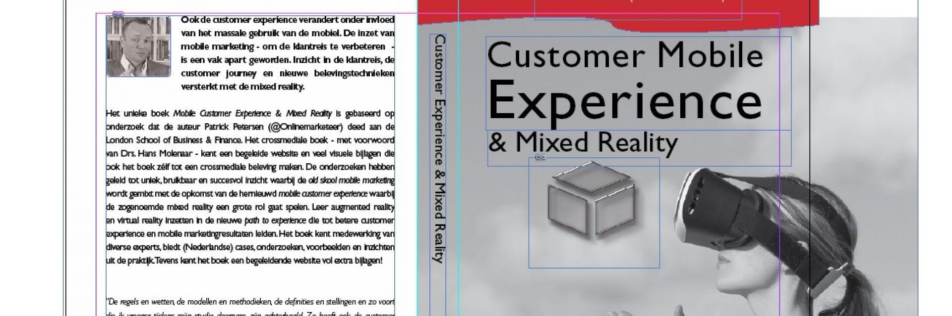 Boek Mobile Customer Experience & Mixed Reality – Patrick Petersen
